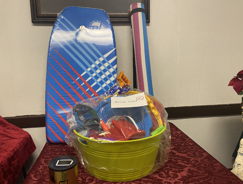 #7 Beachtime Basket