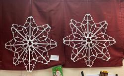 #53 Hangar Snowflakes
