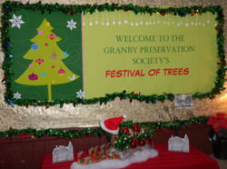 Welcome to the Festival of Trees