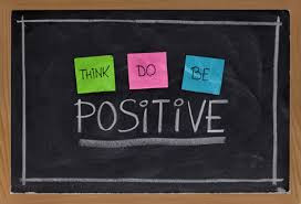 Staying Positive in Tough Times