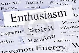 The Power of Enthusiasm