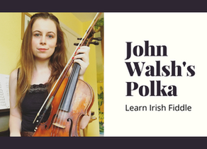 John Walsh's Polka (Fiddle Talk No.1)