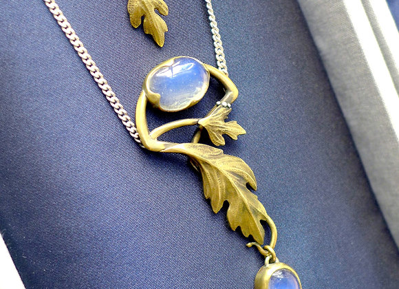 Collier Feuillages