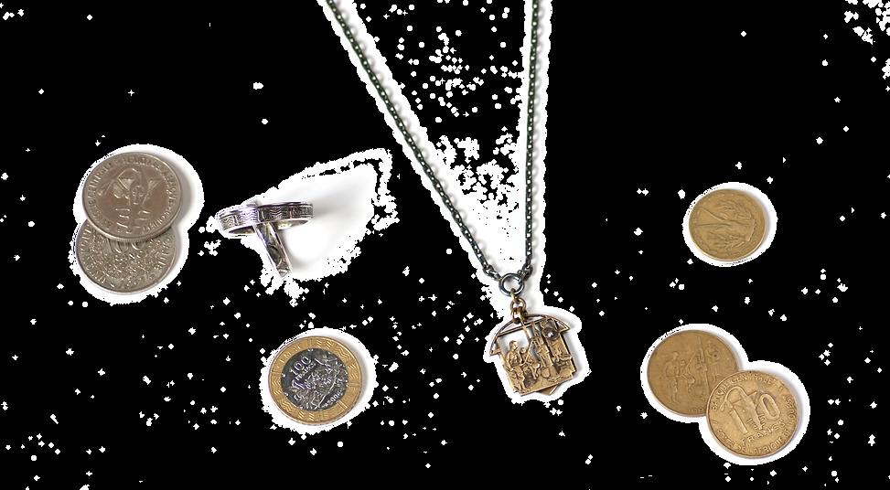 petite monnaie esther faracheartisanat d'art bijouterie bijou de créateur