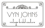 Vyn Johns a sheffield wedding dress shop / studio of fine vintage wedding dresses