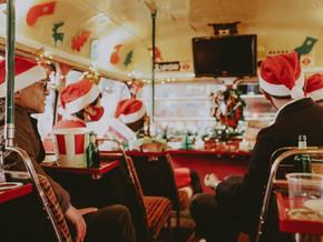 クリスマスバスに大変身!🎅