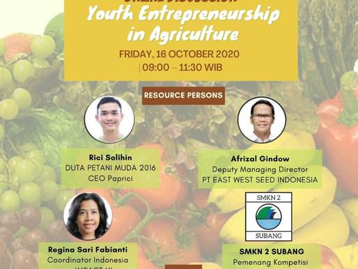 SMK Negeri 2 Subang Meraih Juara Urban Farming Design ditengah Pandemi Covid-19