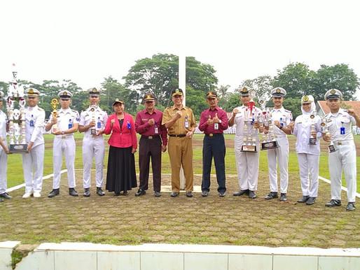 Duet Kejuaraan Untuk SMK Negeri 2 Subang  Dewan Ambalan Siliwangi dan Tim PASTEBRATA
