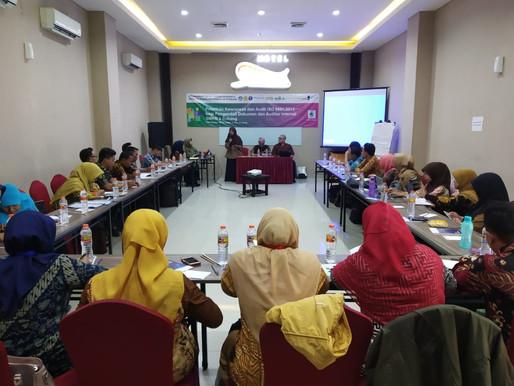 Pelatihan Awareness & Audit Internal ISO 9001:2015 SMKN 2 Subang