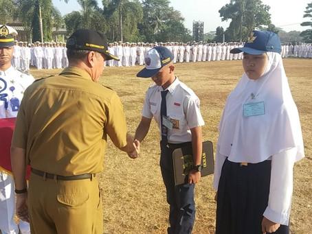 Masa Pengenalan Lingkungan Sekolah (MPLS) Calon Taruna SMK Negeri 2 Subang Tahun 2019