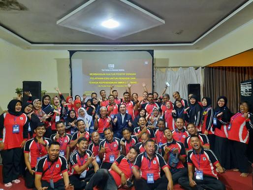 Pelatihan ESQ Bersama Ary Ginanjar Team