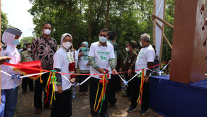 WAKIL BUPATI SUBANG MEMBUKA ACARA OPEN DAY DI SMKN 2 SUBANG