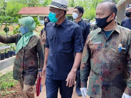 Bupati Subang Apresiasi  Diseminasi Revitalisasi SMK Pertanian Kerjasama Indonesia Belanda