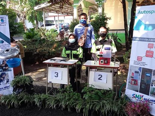 SMKN 2 SUBANG RAIH JUARA 2 & 3 LOMBA TEKNOLOGI TEPAT GUNA