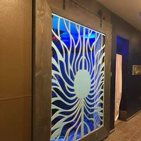 Custom designed Wall panels (CONTACT FOR INFO)