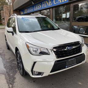 2017 Subaru Forester Limited w/Tech