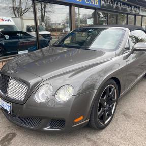 2010 Bentley GTC Speed