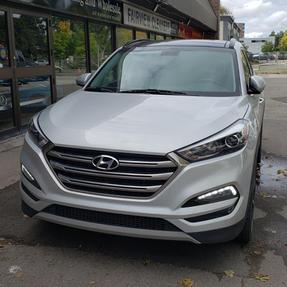 2017 Hyundai Santafe