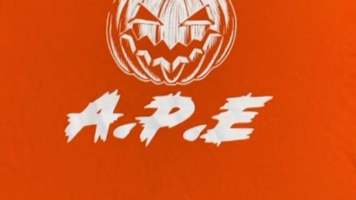 HALLOWEEN A.P.E Tee