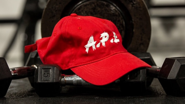 A.P.E Red Cap