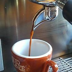 Extra dose d'espresso