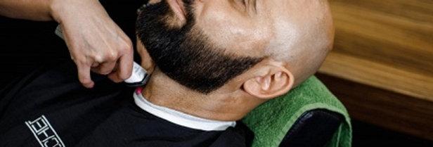 Комплекс мужской (стрижка модельная + оформление бороды)
