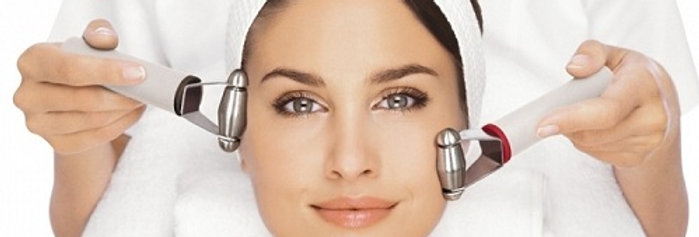 10 сеансов микротоковой терапии лица и шеи
