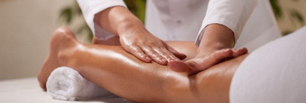 7 сеансов лимфодренажного массажа