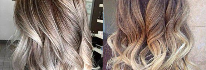 Мелирование волос частичное (1-5 я длина)