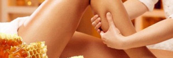 5 сеансов медового массажа