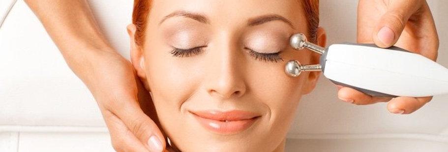 5 сеансов микротоковой терапии лица и шеи