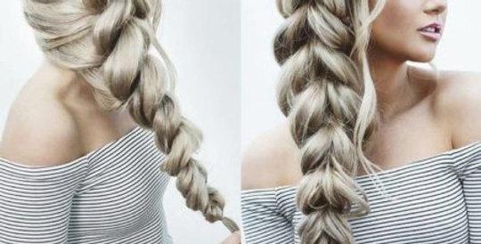 Плетение кос (3-5 я длина)
