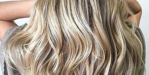 Мелирование волос (1-5 я длина)