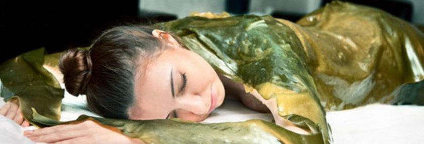 10 сеансов Обертываний водорослями (в термо одеяле) 50 минут