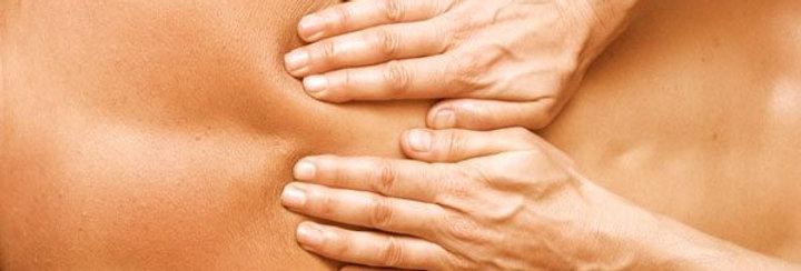 Лечебный массаж спины (60 минут)