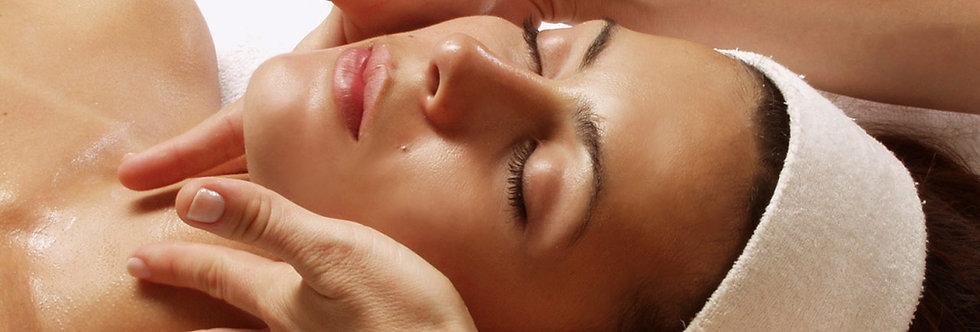 Классический массаж для лица (30 мин)