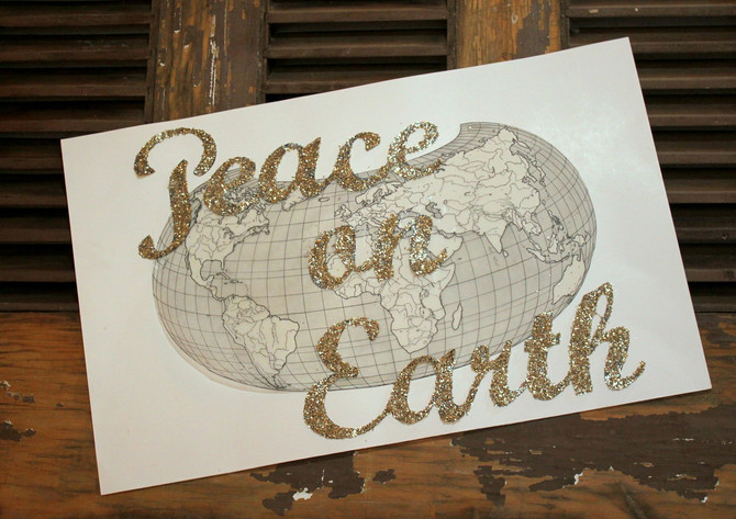 November 2015: Peace on Earth