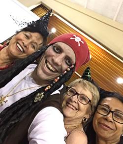 Burnie Brae Halloween 2017