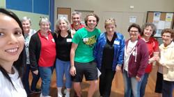 Instructors at Aussie Clog 2018