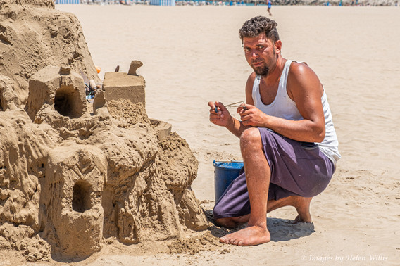 The Sand Sculptor