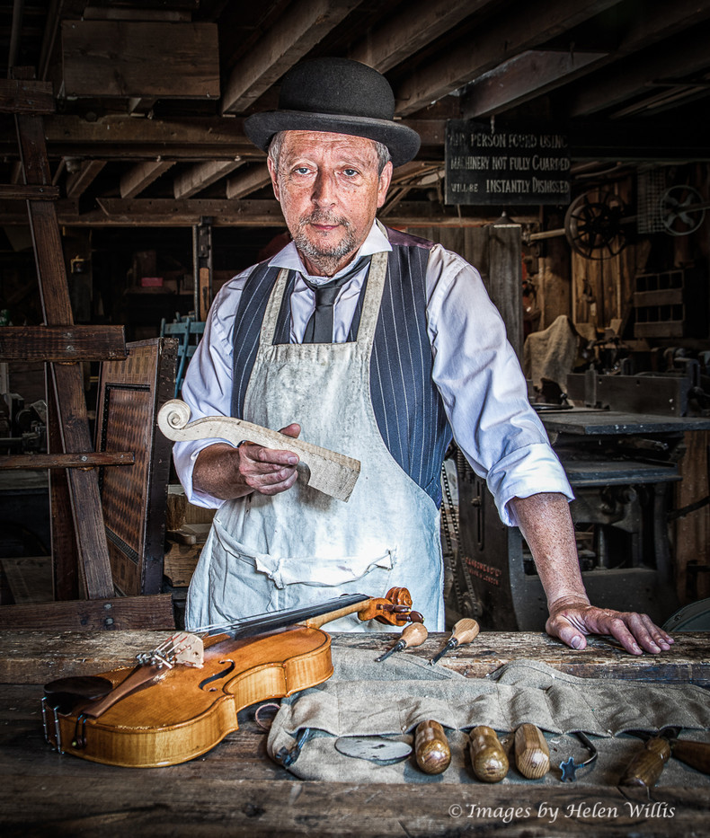 The Violin Maker