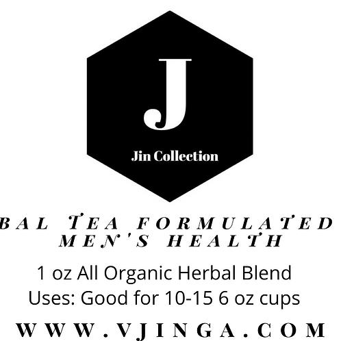 Jin Tea for Men 1 oz