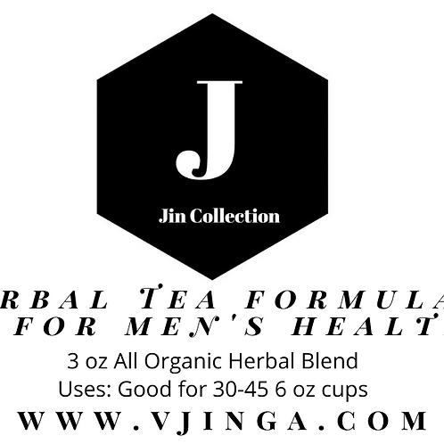Jin Tea for Men 3 oz