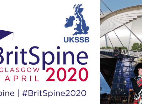 BritSpine 2020 Registration is now open!