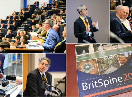 Do you want to be the local host for future BritSpine meetings?