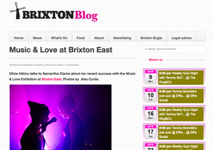 Music & Love at Brixton East