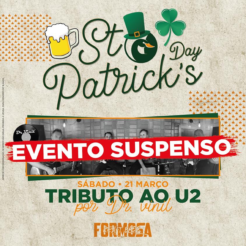 St. Patrick's Day - Tributo ao U2 por Dr. Vinil