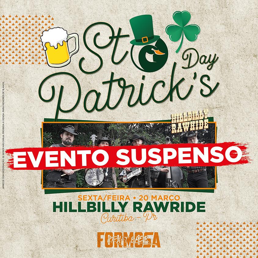 St. Patrick's Day - Hillbilly Rawhide