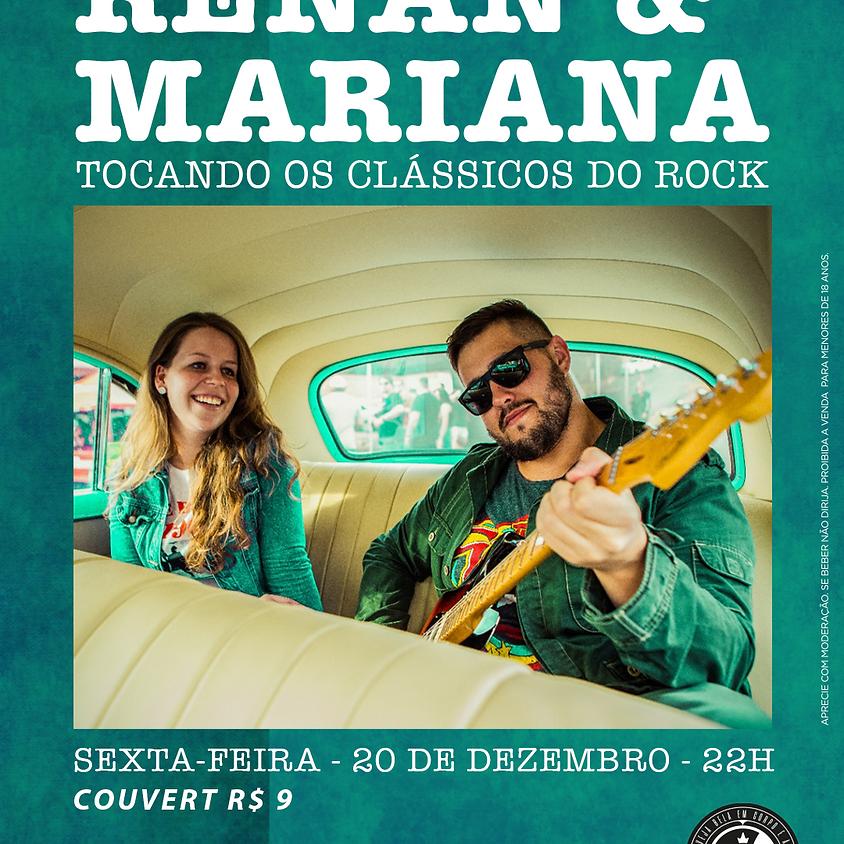 Renan e Mariana
