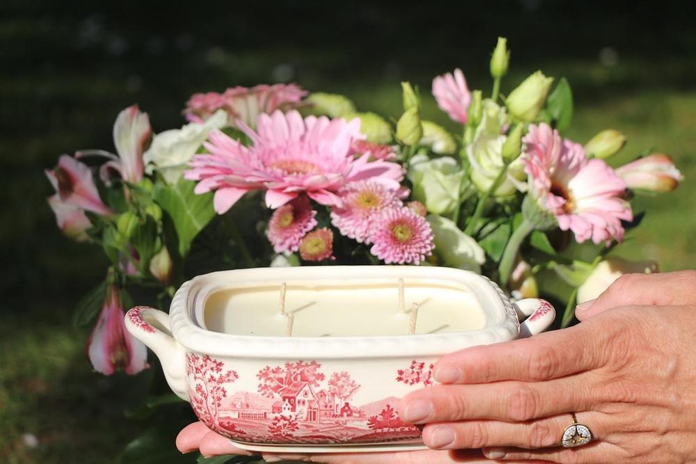 bienfaits-bougie-végétale-porcelaine-kcodco